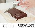 お菓子作り ケーキ 焼き菓子の写真 36593893