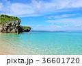沖縄 美しい青い海 36601720