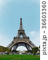 フランス パリ街並み 36603360