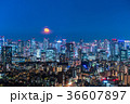 月光りの東京夜景 36607897