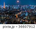 月光りの東京夜景 36607912