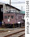 レトロ電車 36611146