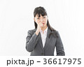 ビジネスウーマン 人物 女性の写真 36617975