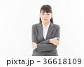 ビジネスウーマン 人物 女性の写真 36618109
