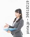 ビジネスウーマン 人物 女性の写真 36618219