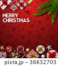 クリスマス プレゼント BOXのイラスト 36632703