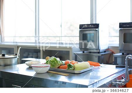 調理室 家庭科室 36634627