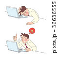 疲労・倦怠感 36636555