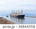 タンカー 港 貨物船の写真 36644358