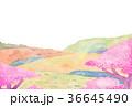 自然風景 水彩 36645490
