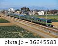 列車 電車 高崎線の写真 36645583