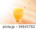 オレンジジュース テーブル 36645762