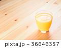 オレンジジュース テーブル 36646357