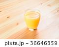 オレンジジュース テーブル 36646359