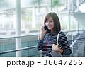 ビジネスウーマン カジュアル 36647256