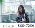 ビジネスウーマン カジュアル 36647259