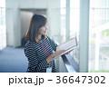 ビジネスウーマン カジュアル 36647302