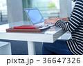 ビジネスウーマン カジュアル 36647326