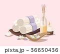 美容 スパ 手順のイラスト 36650436