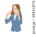 肌のトラブル 36652873