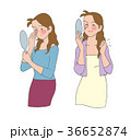 肌のトラブル 36652874