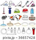 様々な電化製品のイラスト / 生活 36657428