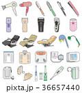 様々な電化製品のイラスト / 健康 36657440
