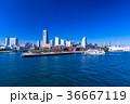 町並み 横浜 みなとみらいの写真 36667119