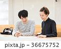 教室 勉強 留学の写真 36675752