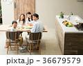 食事 夕飯 家族の写真 36679579