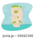 Beautiful island nature of Thailand 36682386