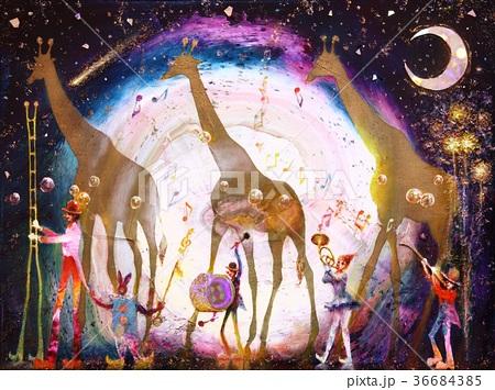 星屑のステージ 36684385