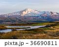 鳥海山 山 長谷池の写真 36690811