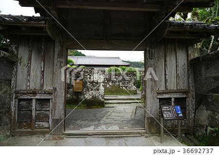 知覧武家屋敷と門と庭園 36692737