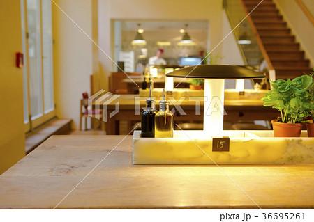 ドイツ ベルリン レストランの写真素材 [36695261] - PIXTA