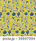 バックグラウンド 背景 パターンのイラスト 36697094