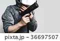 VR バーチャルリアリティ 銃の写真 36697507