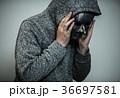 仮面 男性 人物の写真 36697581