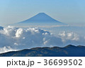 風景 雲海 山の写真 36699502
