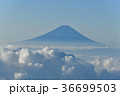 風景 雲海 山の写真 36699503