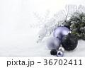 クリスマス 装飾 xマスの写真 36702411