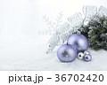 クリスマス 装飾 xマスの写真 36702420