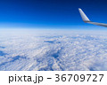 雲 翼 空の写真 36709727