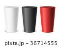 カップ プラスチック プラスティックのイラスト 36714555