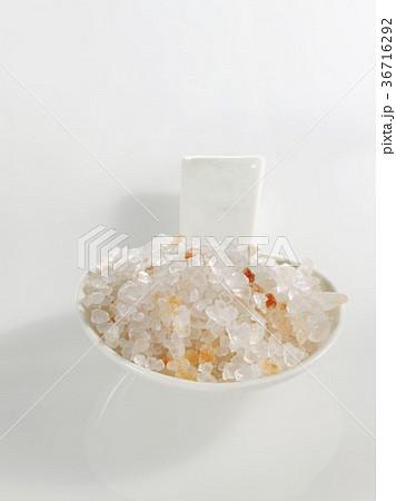 粗い 粗末 食塩の写真素材 [36716292] - PIXTA