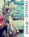 女の子 女児 女子の写真 36730832
