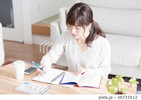 女性 勉強 資格 試験  36735612
