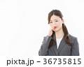 ビジネスウーマン 人物 女性の写真 36735815