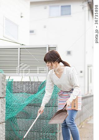 ゴミ置き場 当番 掃除 町内会 自治会 36735898