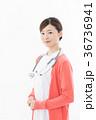 看護師 人物 女性の写真 36736941
